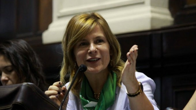 Florencia Saintout presentó un proyecto de declaración en repudio a EDELAP