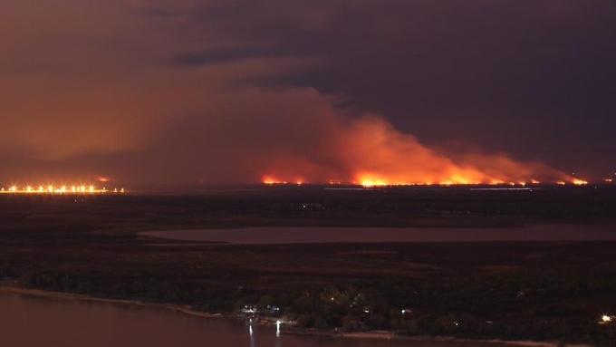Fuego, negocios e impunidad en el Delta: donde los propietarios y arrendatarios callan
