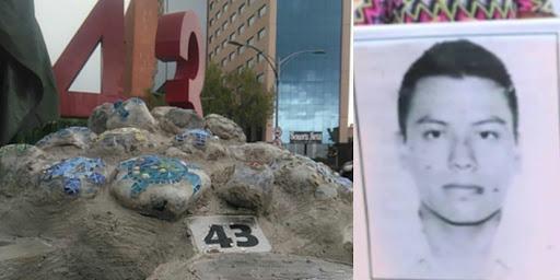Identificaron los restos de Christian Alfonso Rodríguez, víctima de Ayotzinapa