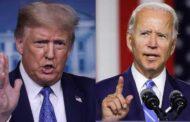 Trump propone el miedo, Biden se centra sobre el desmanejo gubernamental de la pandemia