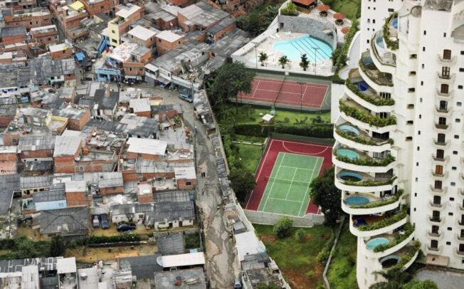 El otro 17 de Octubre: si querés saber qué es la pobreza recorre los barrios ricos