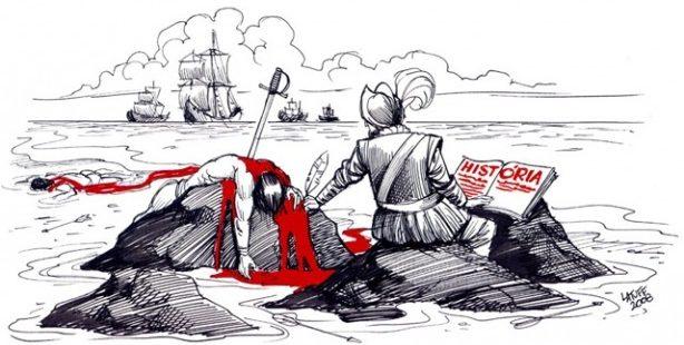12 de Octubre 1492: El capital descubre América