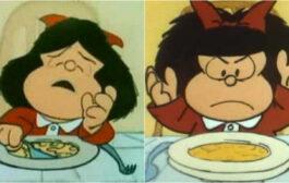 Una carta de doña Sopa para Mafalda