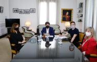 Saintout inauguró jornadas para archivos, bibliotecas, museos y otras organizaciones