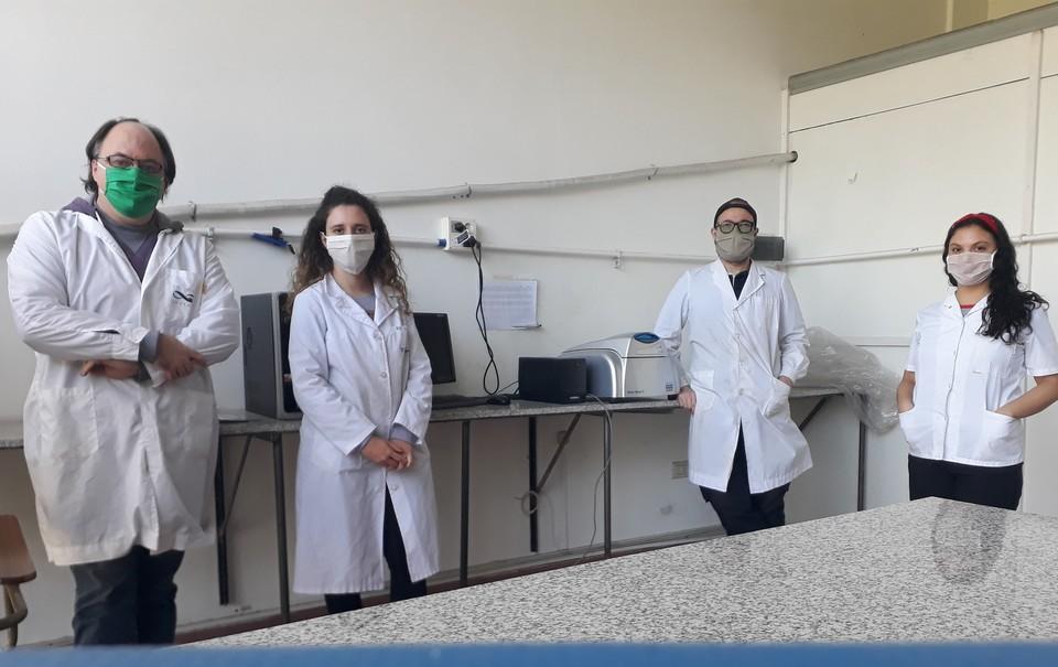 El test rápido para detectar COVID-19 creado en la UNLP funciona como los test de embarazo