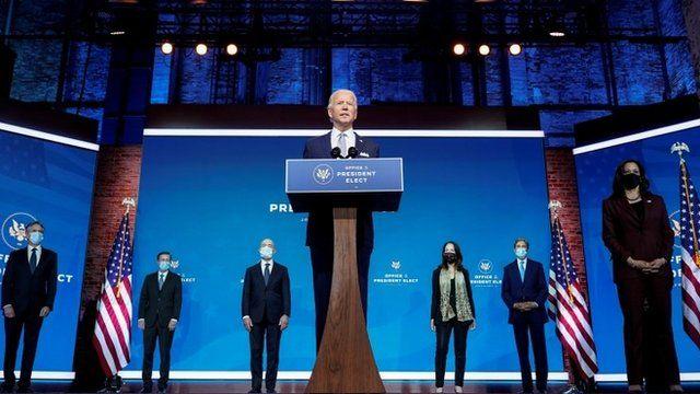 ¿Ya bajó la espuma Biden? Pues bien, en su gabinete nada dice que al mundo le irá bien