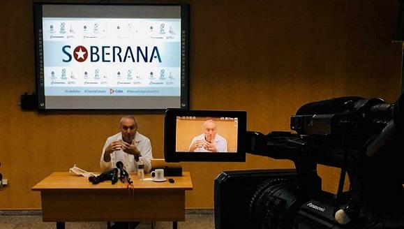 Cuba, siempre: espera fabricar 100 millones de dosis de su vacuna Soberana 02