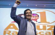 Ecuador: Arauz arriba pero con segunda vuelta