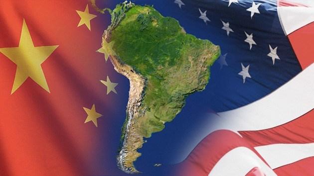 Estados Unidos y China en América Latina, un territorio en disputa