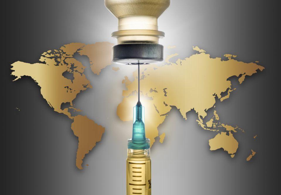 El 13% de la población de los países ricos se queda con el 51% de las vacunas que hay en el mundo