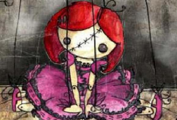 La niña rota