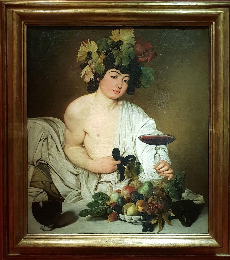 ¡Salud Caravaggio… Pedorreta para Warhol!
