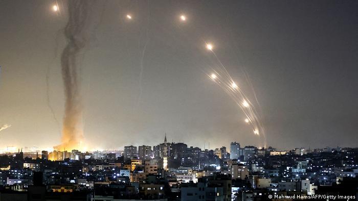 """Los ataques de Hamas y Yihad son represalias ante las """"agresiones"""" israelís, y continuarán"""