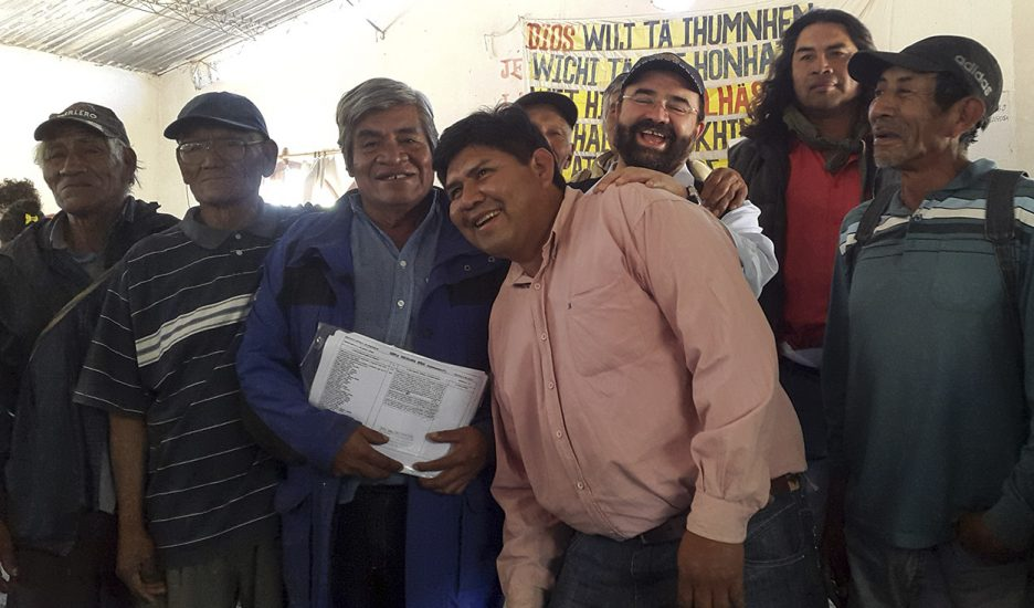 La muerte de un hombre de la selva, del monte: referente wichí Francisco Pérez