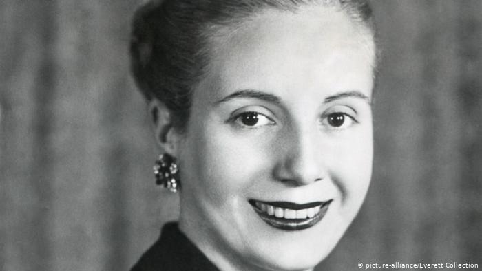 Cátedra Libre Eva Perón en la UNLP