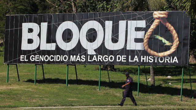 Cuba y la compleja situación creada por EE.UU.