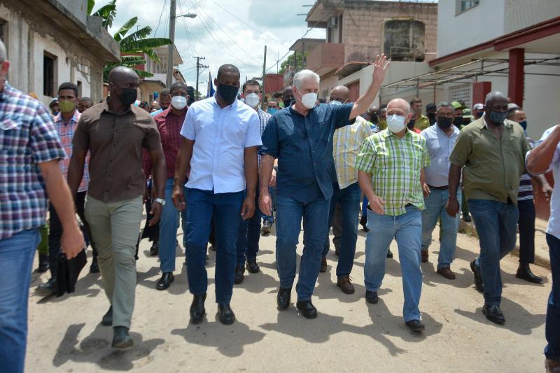 Cuba: Esta vez fue la CIA de Biden