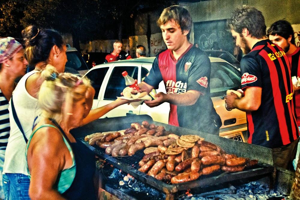 Ma' qué street food, semo thermopolium