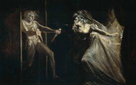 Poncio Pilato, Fuenteovejuna y Lady Macbeth, con sus patas en la fuente