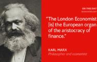 Marx leía The Economist, hagámoslo para entender al gran capital en la era post COVID